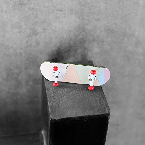 NOAHWOOD Wooden PRO Fingerboards (Deck,Truck,Wheel / a Set) (Born for PRO) by NOAHWOOD (Image #1)