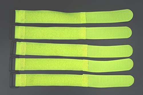 Colored Buckle (Colored Velcro Strap with Plastic Buckle (3/4