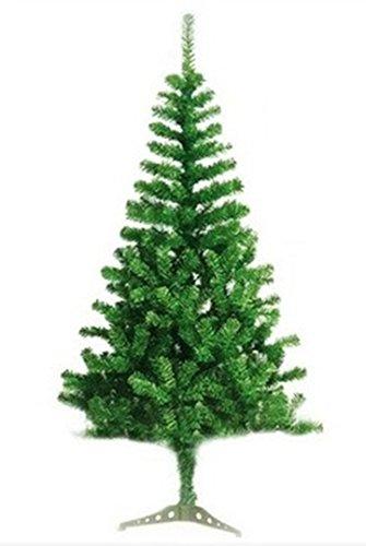 Árbol de Navidad Verde Brillo Artificial Varias Tallas