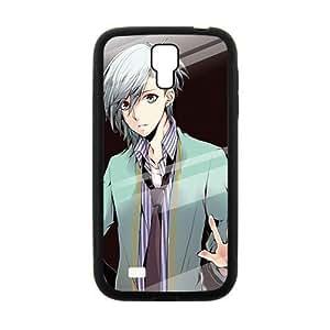 fashion Tie man anime for black Samsung Galaxy S4 Hard Case yiuning's case