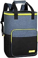 Hap Tim Cooler Backpack 30 Cans Insulated Backpack Cooler Lightweight Leak-Proof Soft Cooler Bag Large Capacity for Men...
