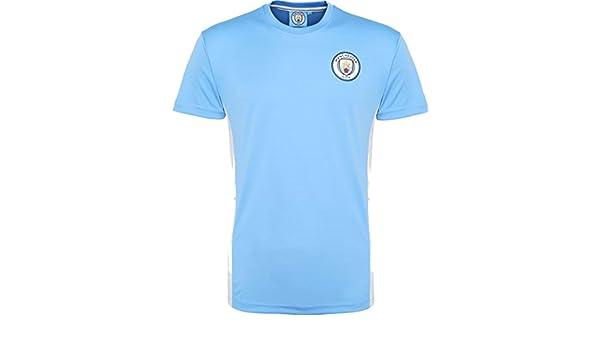 Manchester City oficial de fútbol Camiseta PERSONALIZADA Hombre Mujer Unisex gratis Impresión de swagwear, mujer hombre, - Clubs Colours, Clubs Colours: ...