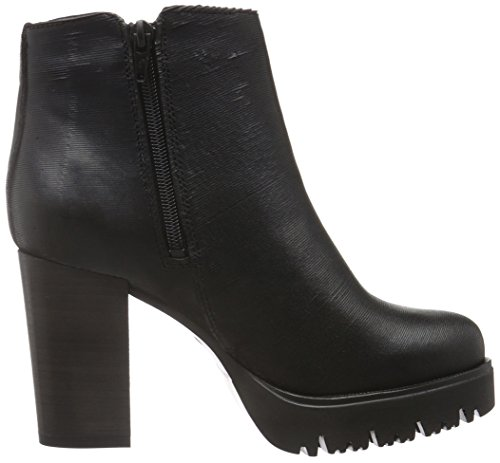 Shoes Froide Sh 216004 Noir Print Bottines à Femme SHOOT Doublure Black OwqfdTqY