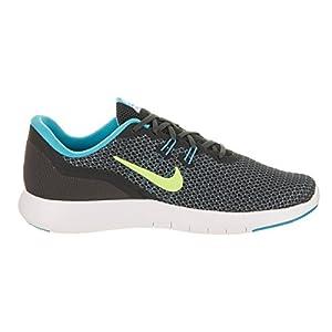NIKE Women's Flex Trainer 7 Anthracite/Ghost Green Training Shoe 9 Women US