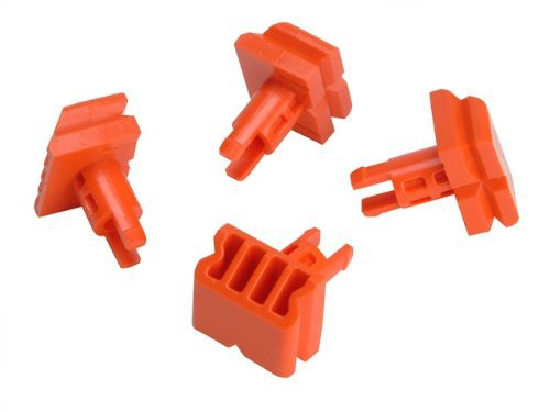 for Workmate by BLACK+DECKER 4 Black Decker X40400 Vice Pegs