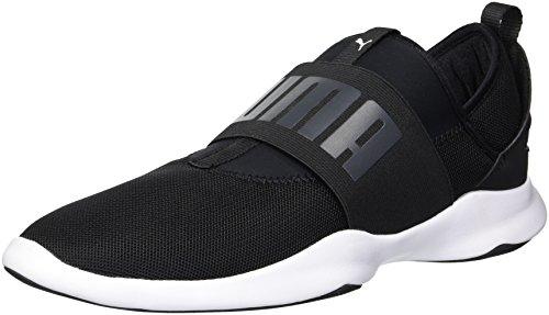 PUMA Unisex Dare Sneaker, Puma Black-Puma