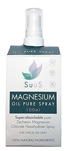 Cutetonic® Aerosol de aceite de magnesio (Magnesium Oil Pure Spray) (Zechstein)
