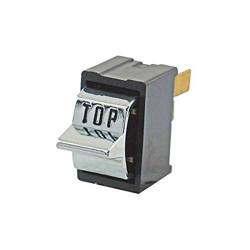 MACs Auto Parts Premier Quality Products 66-33713 - Ford Thunderbird Convertible Top Switch