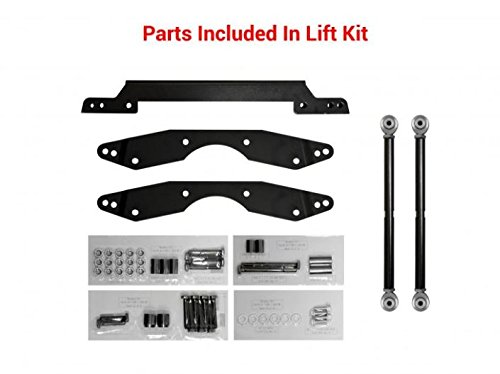 polaris rzr 800s lift kit - 1
