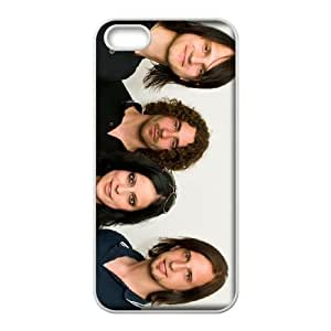 iPhone 5 5s Cell Phone Case Covers White Silbermond EUO
