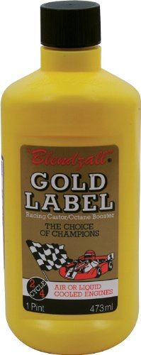 Gold Racing - Blendzall Gold Label 2 or 4 Cycle - 16oz. 485 PT
