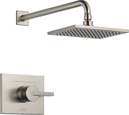 Delta Faucet T14253-SS-WE Vero Monitor 14 Series Shower Trim, - Tub Vero Delta