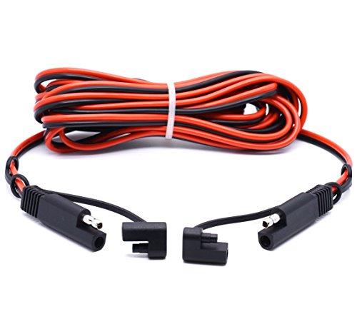 16 awg sae connector - 5