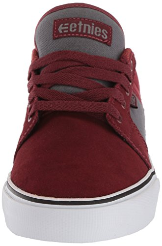 Barge De Homme Ls Etnies Chaussures grey Skateboard Red dRw8nqP