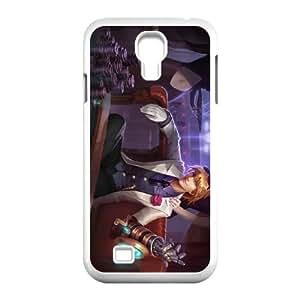 Samsung Galaxy S4 9500 Phone Case Cover White League of Legends Debonair Ezreal EUA15997321 Unique Back Case