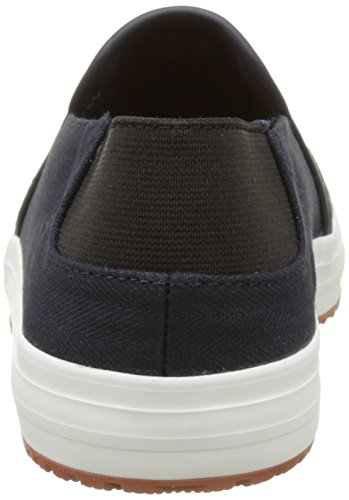 Femme star Slip Kendo Bleu On Navy Sneakers 881 G dark Basses Raw xUaCZ1wCnq