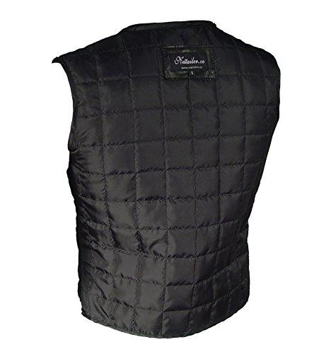 Nettailor 5020 Fine Fitted Clean Best Leather Blazer Coats Women by NETTAILOR (Image #2)