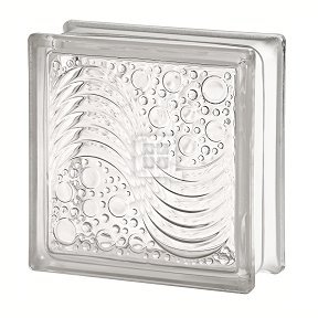 - Quality Glass Block 7.5 x 7.5 x 3 Basic Marina Glass Block