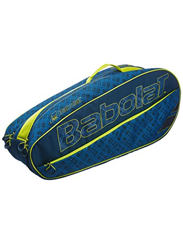 Babolat Club Classic Blue/Yellow 6 Pack Bag
