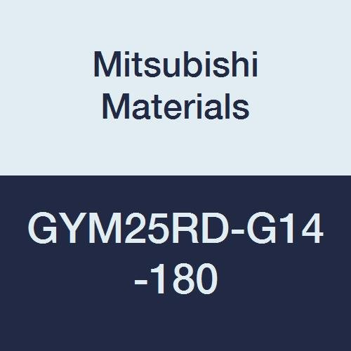 Mitsubishi Materials GYM25RD-G14-180 Face Grooving Holder Modular Blade 7.087 Grooving Diameter Right Hand 0.157//0.167 Seat 0.551 Grooving Depth M25 Size