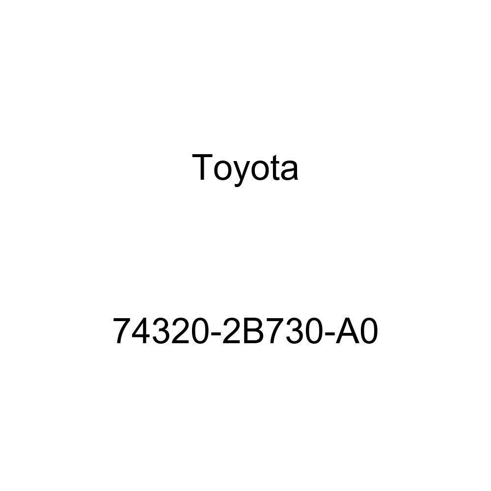 TOYOTA Genuine 74320-2B730-A0 Visor Assembly