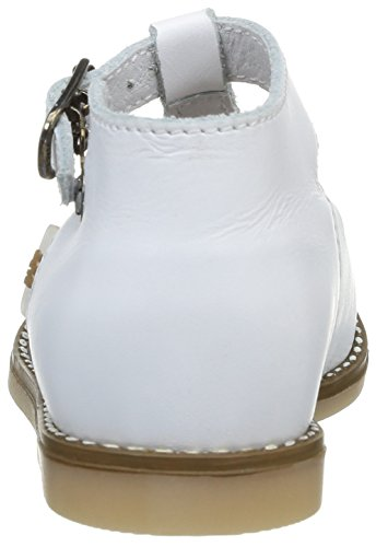 Little Mary Surprise - Primeros Pasos de cuero Bebé - niña Blanco - Blanc (Vachette Blanche)