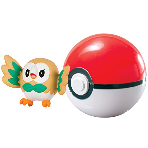 Pokemon Clip And Carry Poke Ball With Pikachu - 8