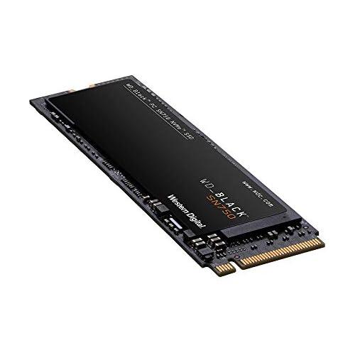 chollos oferta descuentos barato WD Black SN750 SSD Interno NVMe con disipador térmico para Gaming de Alto Rendimiento 1 TB