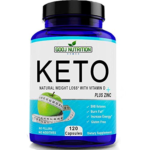 Best Keto BHB Weight Loss Pills 120 Servings - to Burn Fat Fast, Accelerate Ketosis, Boost Energy, and Metabolism Perfect for Men and Women and All Natural