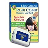LiceGuard Robi Comb Electronic Lice Comb, Health Care Stuffs