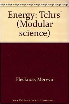 Energy: Tchrs' (Modular science)