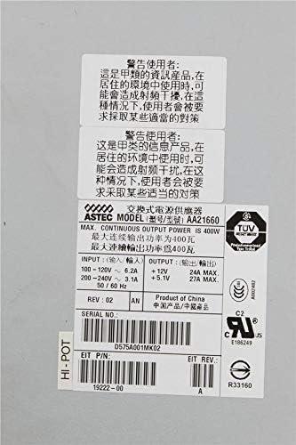19222-00 TNC 400W AA21660 PSU