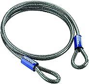 "Schlage Flexible 3/8"" Steel Looped Security"