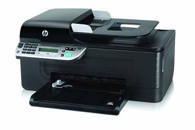 Officejet 4500 - Multifunction - Color - Ink-jet - Printer, Copier, Scanner, Fax