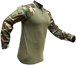 product image for LBX TACTICAL Gen II Assaulter Shirt, Woodland, X-Large