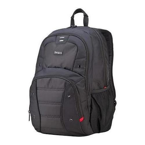 Targus Unofficial Carrying Case (Backpack) for 16'' Notebook, Books, Document - Black TSB616