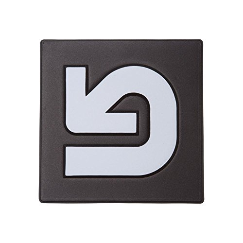 Burton Foam Mat, Black/White by Burton