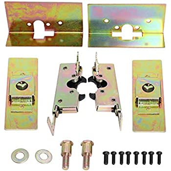 Amazon Com Autoloc Autbclgp Power Bear Claw Door Latch