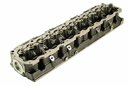 Bare Cylinder (Fall Auto 0331 New Replacement Bare Cylinder Head fits Jeep 4.0 0331 7130 with No Core Charge)