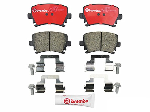 Brembo P85073N Rear Disc Brake (Brembo Volkswagen Golf)