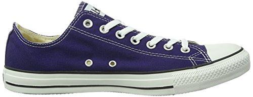 Converse AS Season Ox Can blue ribbon 132299C - Zapatillas fashion de lona unisex Azul