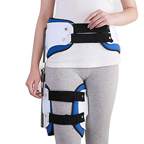 Hip Stabiliser Support Brace - Vinmax Groin Support for Sciatica Pain Relief Thigh Hamstring Quadriceps Hip Arthritis Joint Injuries Hip Flexor Pulled Muscles - Compression Groin Sciatic Wrap Belt