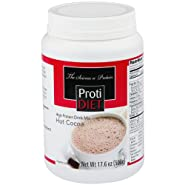 ProtiDiet High Protein Hot Drink - Hot Cocoa (17.6 OZ)
