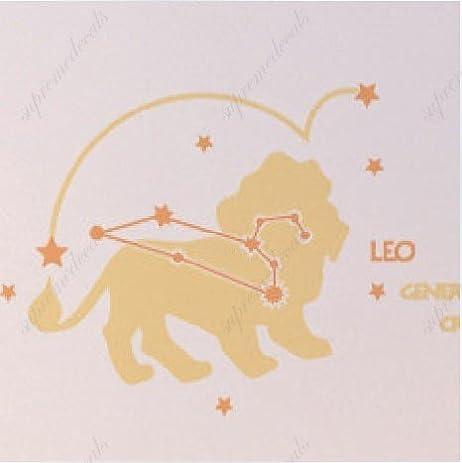 Amazon.com: Custom PopDecals - Leo (constellation) - Beautiful Tree ...