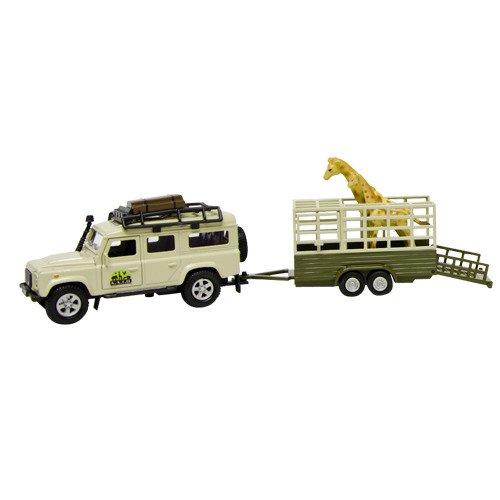 Amazon.com: Land Rover Safari – Juego de tráfico: Toys & Games