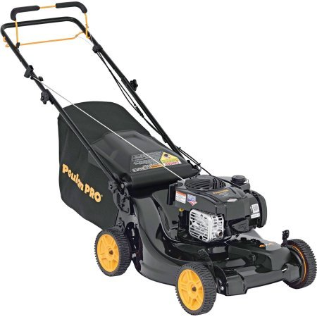 Poulan Pro 21'' Gas 3-in-1 CleanScape All Wheel Drive Mower by Poulan Pro