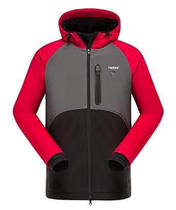 Amazon.com: Redder 2017 Mens Heated Jacket, Fashion Hoodie