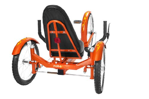 Mobo Triton Pro- The Ultimate Three Wheeled Cruiser (Adult)