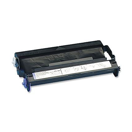 Brother PC-301 Fax/impresora láser - minorista embalaje portátil ...