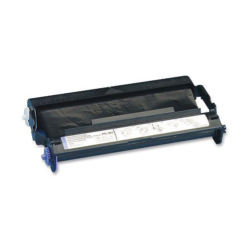 Brother PC-301 Fax/Printer Cartridge - Retail Packaging Portable Consumer Electronics Home Gadget by Portable & Gadgets